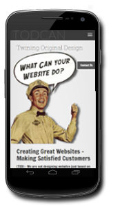 web designer mobile apps redding CA